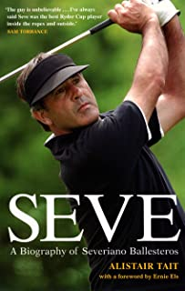 seve ballesteros shop