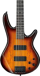Ibanez GSR205SM 5-String Electric Bass Brown Burst Rosewood fretboard