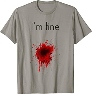 T-shirt halloween present costume shirt funny T-Shirt T-Shirt