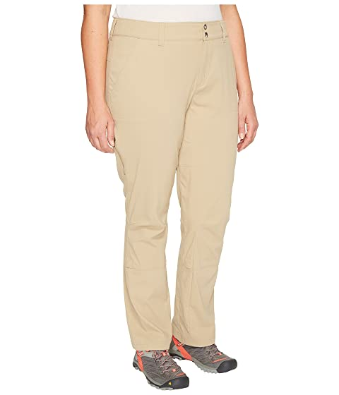 Columbia Plus Size Saturday Trail Pants British Tan Outlet Fake Really Online Outlet Cheap Prices Low Shipping 0rM9UiR3zR