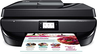 $179 » HP OfficeJet 5252 Wireless All-in-One Color Inkjet Printer, Scan, Copy and Fax with Automatic 2-Sided Printing, M2U82A (Re...