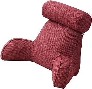 Xinying Oreillers de Lecture Coussins de Dossier oreillers compensés oreillers lombaires Amovibles et lavables avec traver...