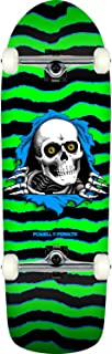 Powell Peralta Skateboard Complete Old School Ripper Green Re-Issue Assembled