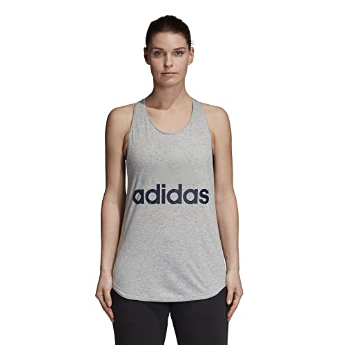 34d2efd6 adidas Women's Essentials Linear Loose Tank Top