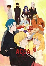 【Amazon.co.jp限定】ACCA13区監察課 Regards (A4トートバッグ付) [Blu-ray]