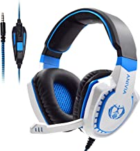 Anivia AH28 All-Platform Stereo Headphones Gaming Headset...