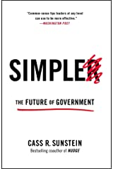 Simpler: The Future of Government Kindle Edition