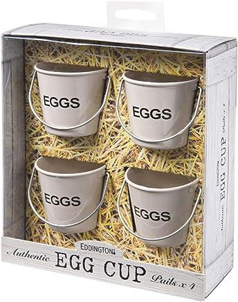 Preisvergleich für Eddingtons Eierbecher Eimer, cremefarben