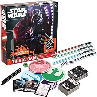 Star Wars Disney Trivia Game- Test Your Knowledge of Darth Vader Jedi Sith