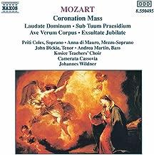 Mozart: Coronation Mass / Exsultate, Jubilate / Ave Verum Corpus