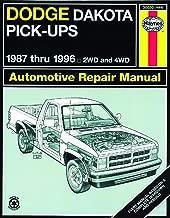 Dodge Dakota Pick-up (87-96) Haynes Repair Manual (Haynes Repair Manuals)