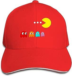 Pacman Eat Ghost Snapbacks Hat Starter Sandwich Cap Hats