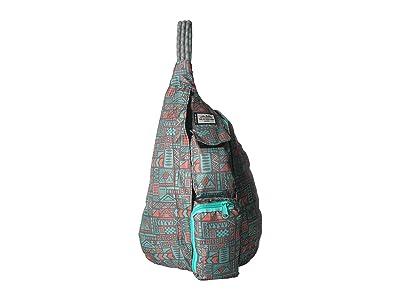 KAVU Mini Rope Pack (Pastel Chalk) Bags
