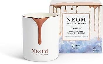 NEOM Organics Skin Treatment Candle, Real Luxury, 140 g