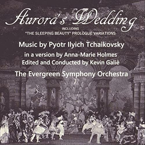 Aurora's Wedding by Evergreen Symphony Orchestra & Kevin