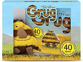 Grug 40th Anniversary Celebration Book and Plush Box