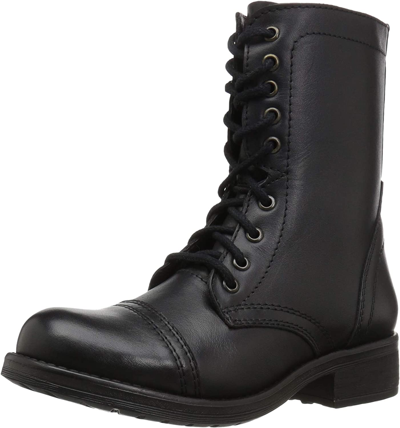 Steve Madden Women's Troopa Boot Combat 100% quality warranty Fixed price for sale 2.0