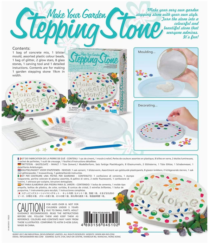 20M Make Your Garden Stepping Stone Kit, Yo Yos   Amazon Canada