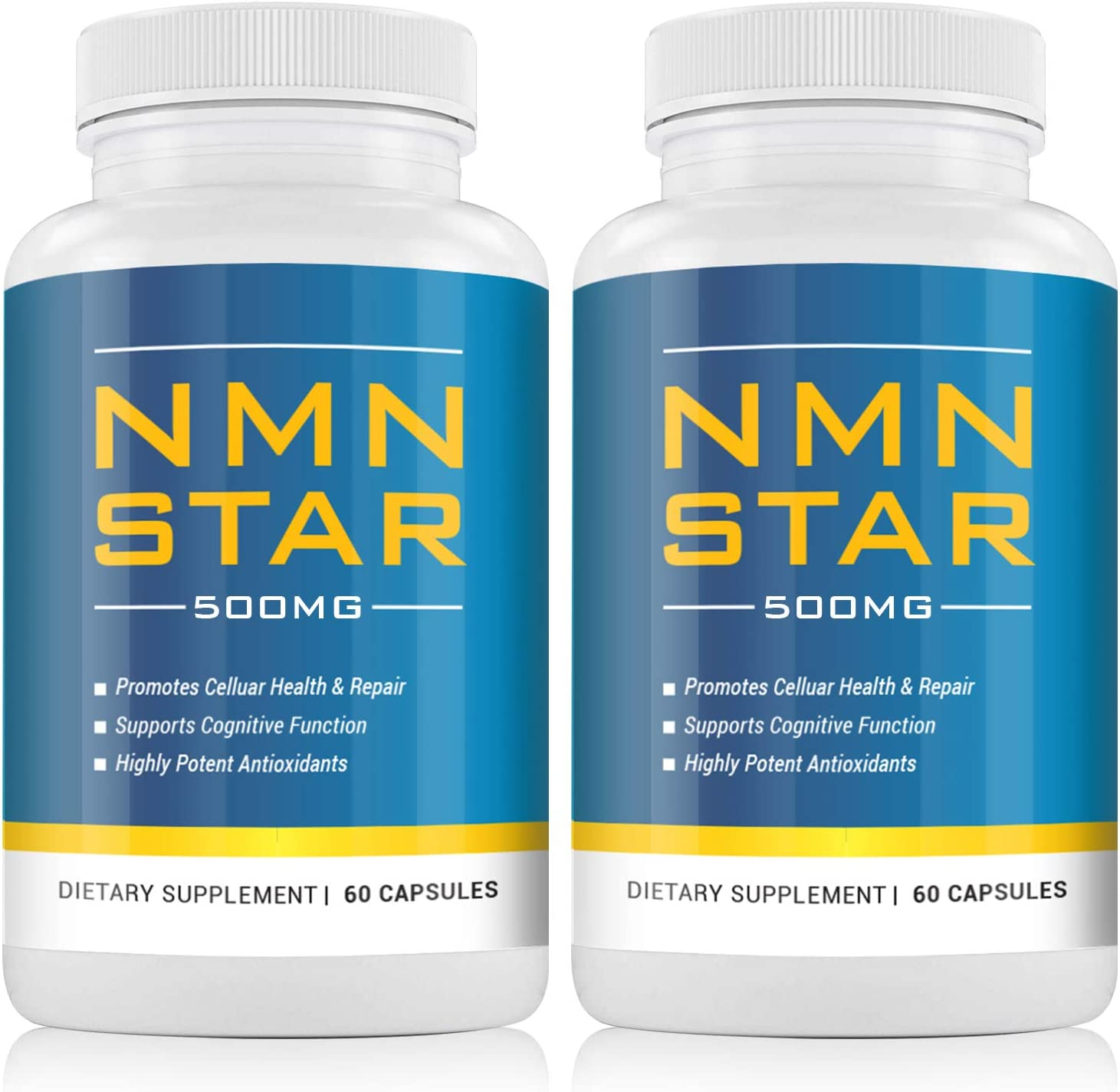 NMN Nicotinamide Mononucleotide Supplement Save money Oklahoma City Mall 500mg Stabilized Fo