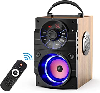 EIFER Portable Bluetooth Speaker Subwoofer Heavy Bass Wireless Outdoor Party Speaker MP3 Player Line in Speakers Support R... photo