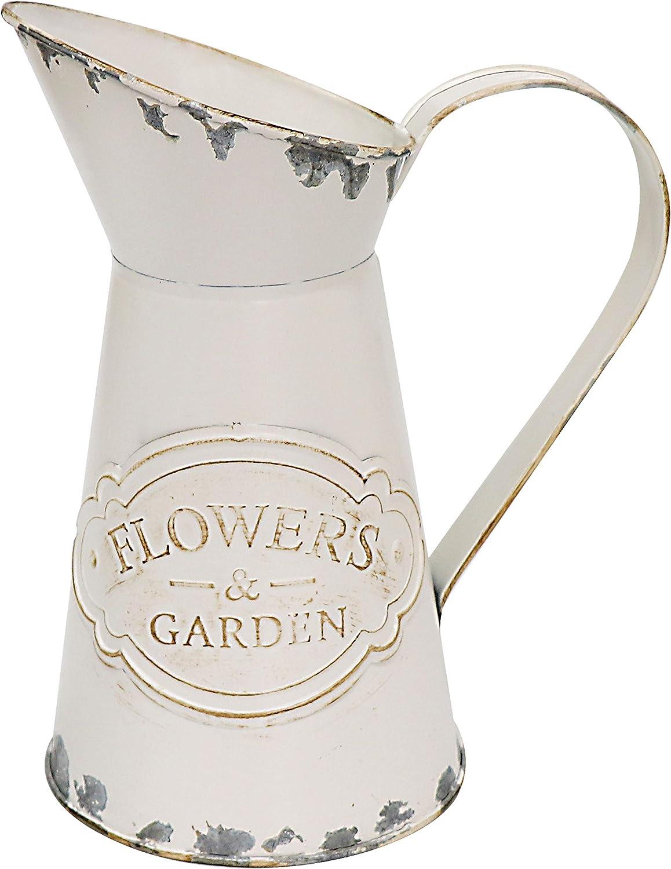 Soyizom Vintage French Pitcher outlet Farmhouse Vase Max 77% OFF Decorative