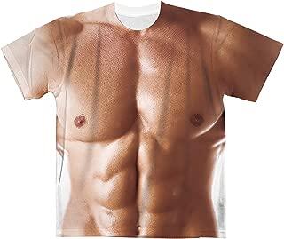 マッスルボディ[men's]-Tシャツ【フルグラフィックTシャツ】