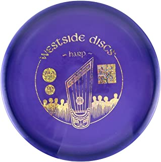 Westside Discs VIP Harp Putter Golf Disc [Colors May Vary]