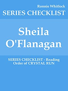 Sheila O'Flanagan - SERIES CHECKLIST - Reading Order of CRYSTAL RUN (English Edition)