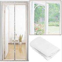 LQJin Anti Mosquito Magnetische Insect Deur Net Screen Bug Fly Insect Gordijn Guard Deur & Raam Schermen 100 X 210cm Home ...