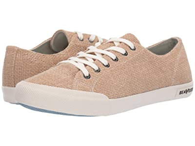 SeaVees Monterey Sneaker Raffia (Natural) Women