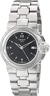 Tissot T-Sport Women's Black Dial Stainless Steel Watch - T080.210.11.4332.96