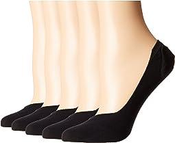 Flat Knit Rayon Viscose Liner 5-Pack