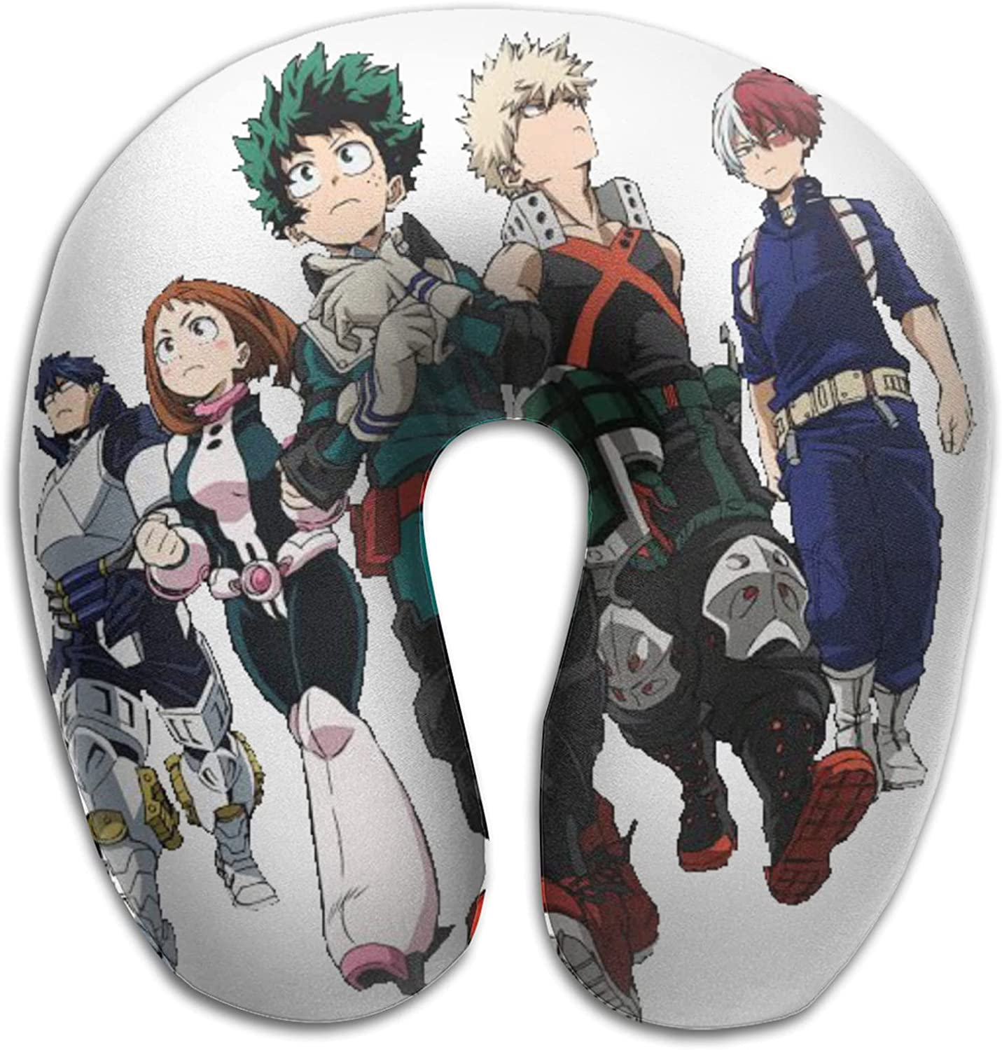 My Hero Academia 5 popular Neck Cervical Soft Max 68% OFF Pain Memory Pillow for