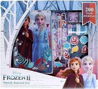 Frozen 2 Girls Smash Journal Gift Set Art Supplies
