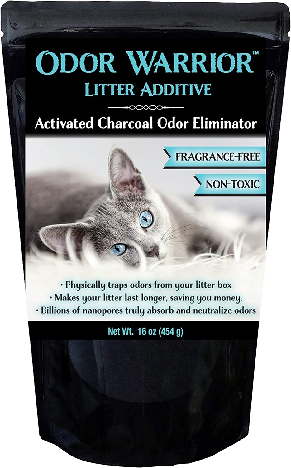 Sapphire Labs Odor Warrior At Great interest the price Od Litter Deodorizer Cat