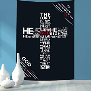 Best christian wall tapestry Reviews