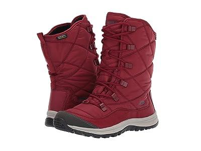 Keen Terradora Lace Boot Waterproof (Merlot/Raven) Women