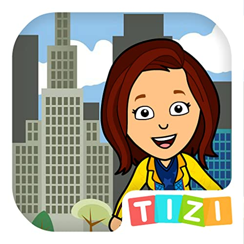 Mi ciudad Tizi - Juego de Ciudad para Niños