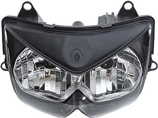 XMT-MOTO Headlight Lamp Assembly For Kawasaki Ninja 250 EX250R 2008-2012,Kawasaki Z1000 2003-2006,Kawasaki Z750 2004-2006