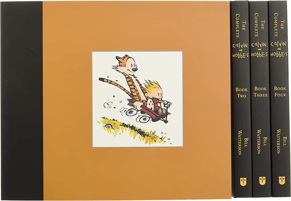 The Complete Calvin And Hobbes-