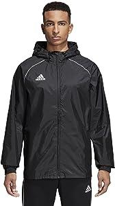 adidas Men's Core 18 Rain Soccer Jacket