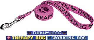 Country Brook Design - Dog Leash - Service and Warning Collection
