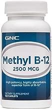 Best gnc methyl b12 Reviews