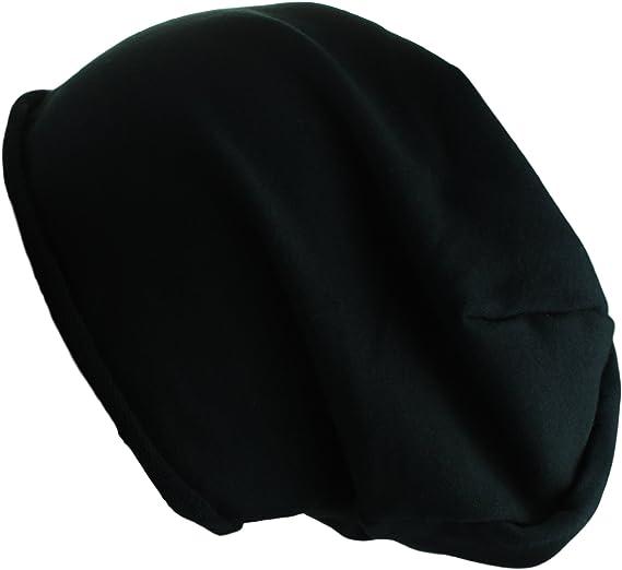 OCTERING/® Beanie M/ütze f/ür Herren und Damen Slouch Long Beanie Baumwolle Elastisch Unisex