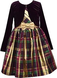Bonnie Jean Girls' Special Occasion Cardigan Dress Set