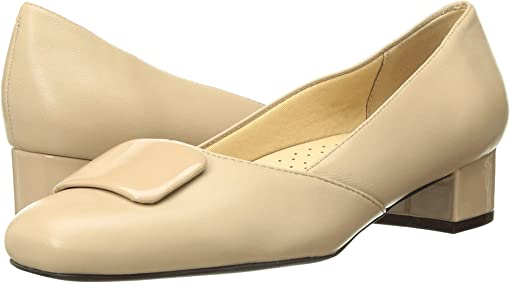 Nude Soft Nappa Leather
