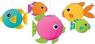 Amscan Fish Party Lantern Kit