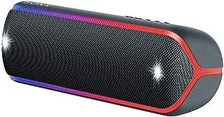 Sony SRS-XB32 Bポータブル防水Bluetoothスピーカー ブラック (並行輸入品)