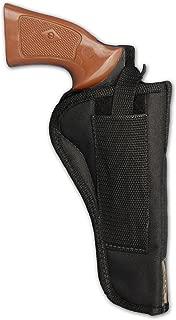 Barsony New Revolver OWB Belt Holster for 6