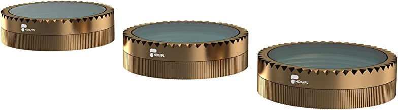 PolarPro Vivid Collection Filter 3-Pack (ND4/PL, ND8/PL, ND16/PL) Cinema Series for DJI Mavic Air